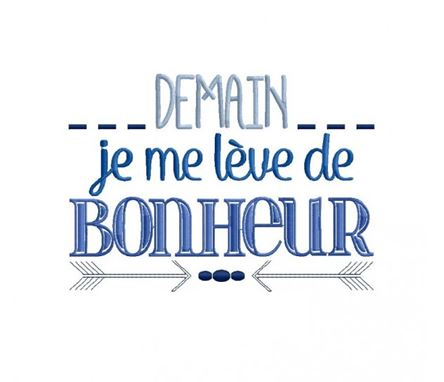 demain je me leve de Bonheur sylvie thaon coaching pour particuliers cabinet var skype téléphone france pays francophones