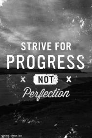 l'important c'est de progresser pas la perfection sylvie thaon tsp coaching