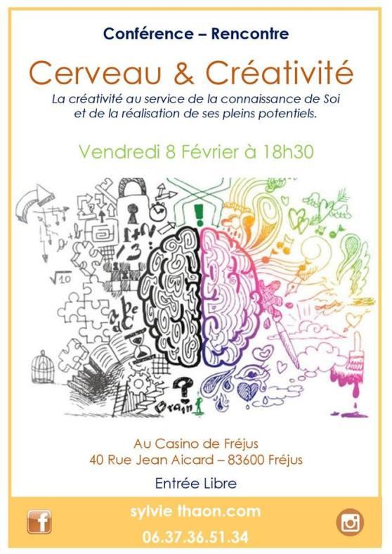 conférence cerveau créativité cerveau créatif hémisphère gauche droit art thérapie coaching développement personnel potentiels fréjus saint raphaël var internet skype téléphone.jpg