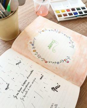 atelier happy créatif coaching art thérapie breve être soi confiance fréjus saint raphaêl var sylvie thaon carnet bullet journal potentiel