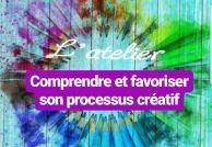 comprendre et favoriser son processus creatif sylvie thaon coach art thérapie coaching par l'art créer sa vie centre téora webatelier
