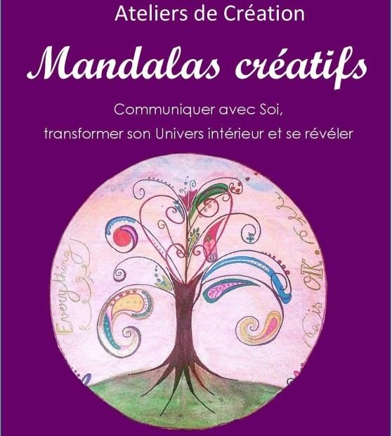 Mandala dessin centré art therapie coaching par l'art créativite potentiel creatif sylvie thaon frejus saint raphael draguignan var intuition inconscient communiquer avec soi