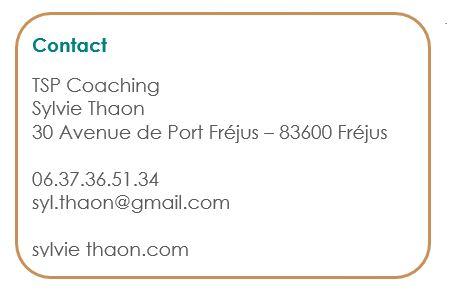 sylvie thaon contact me contacter mail téléphone adresse frejus coach entreprise collectivités coaching par l'art artthérapie sophrologie hypnose.JPG